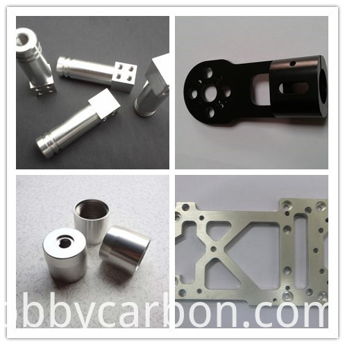 CNC Machined Aluminum